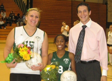 Rams Fall to NYU-Poly on Senior Night