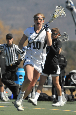 Women's Lacrosse Wins Season Opener at Tufts, 12-8