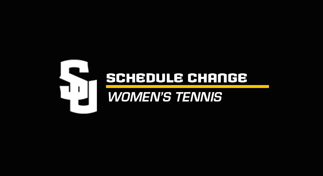 Women's Tennis' Matches Rescheduled