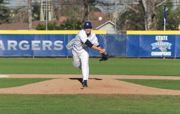 Baseball Opens Season with 7-3 Victory over Grossmont