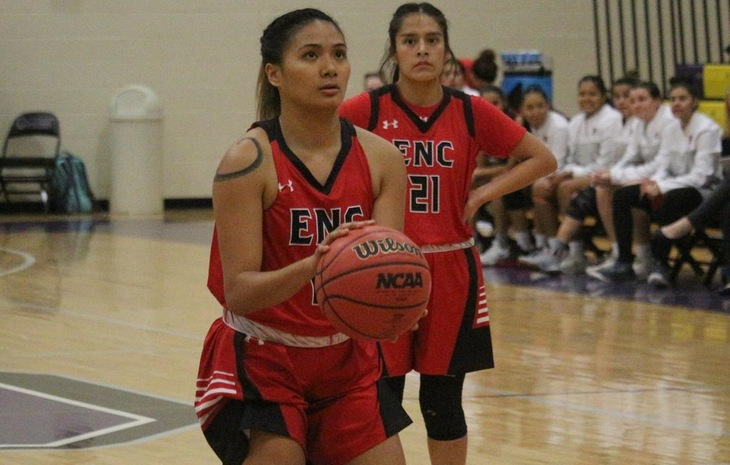 Women's Basketball Falls at Top-Seeded New England College in Closely-Contested NECC Semifinal Showdown