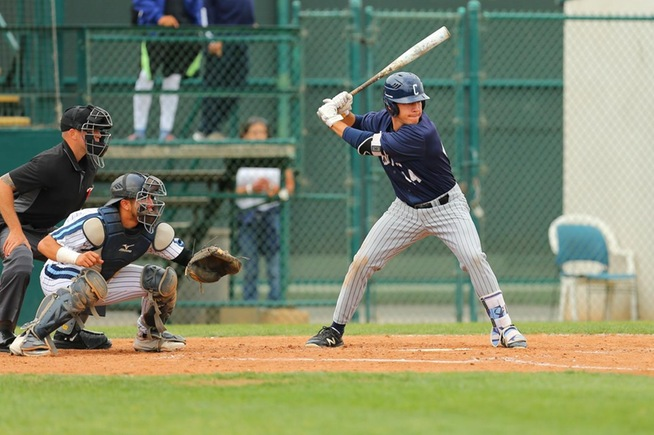 Jorge Rodriguez finished second on the team in batting