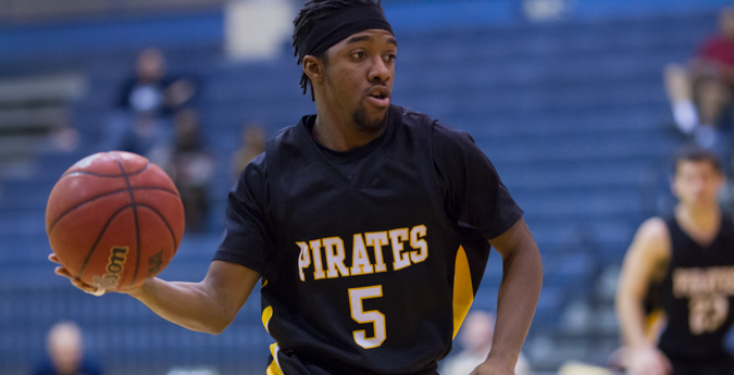 Free Throw Differential Falls Against Pirates
