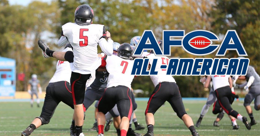 DiNardo Makes AFCA All-America Second Team