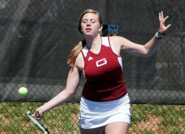 Guilford Competes at USTA/ITA South Region Championships