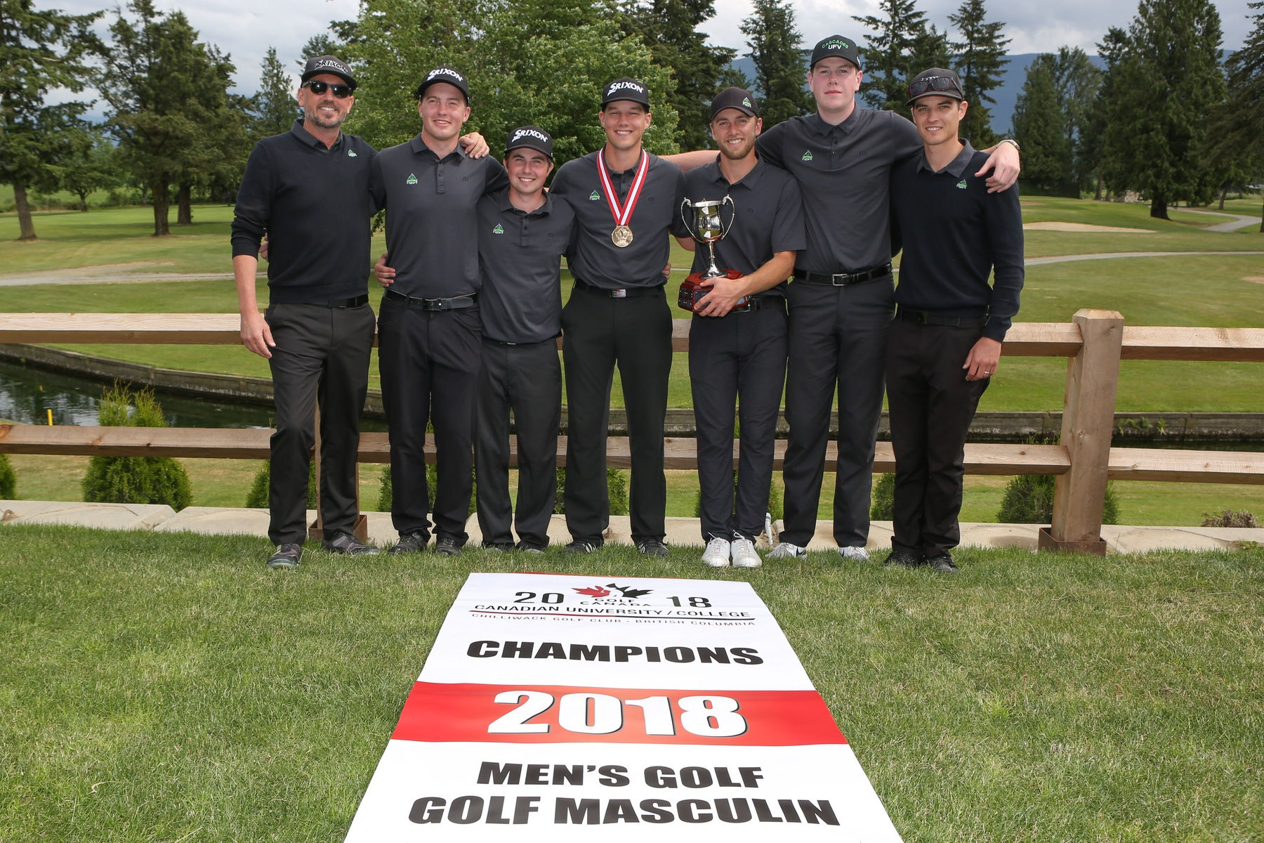 UFV Cascades win team gold and bronze at Canadian University/College Championship