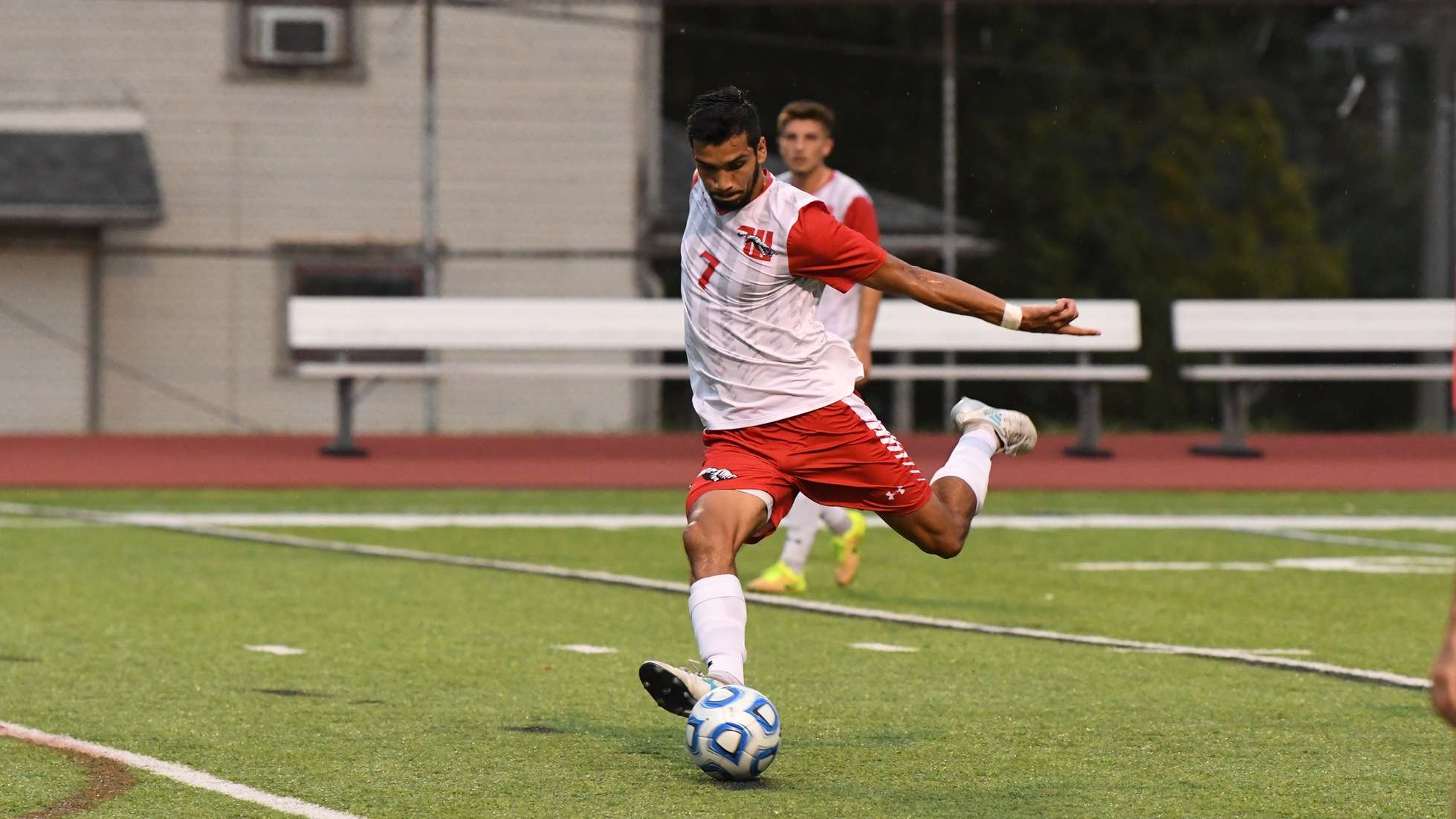 Zaragoza's Two Goals Takes Tigers Past Bluffton