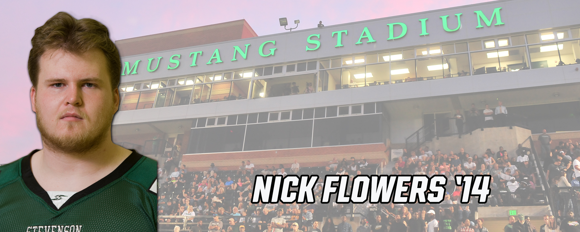 Saturday's Football Game to Honor Nick Flowers '14