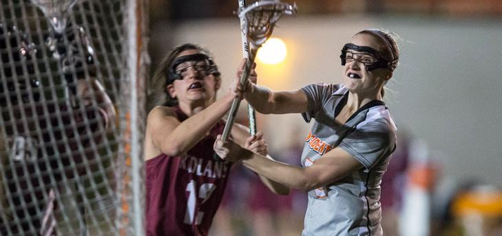 Oxy Women's Lacrosse Edged at Redlands