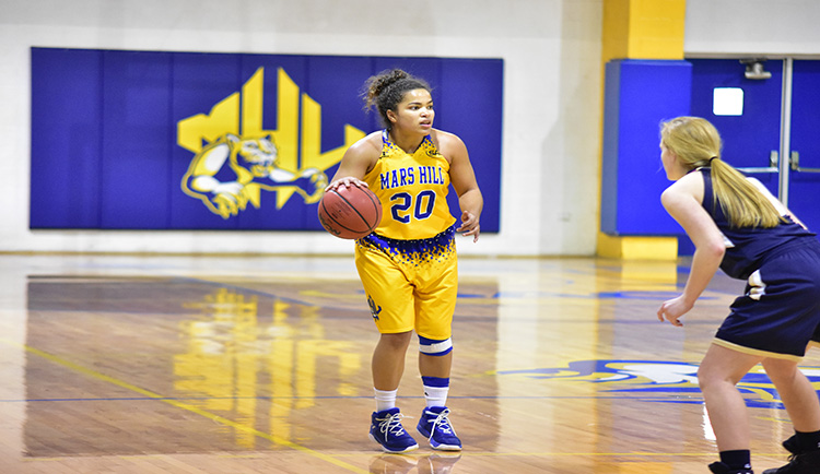 Mars Hill falls to High Point on road