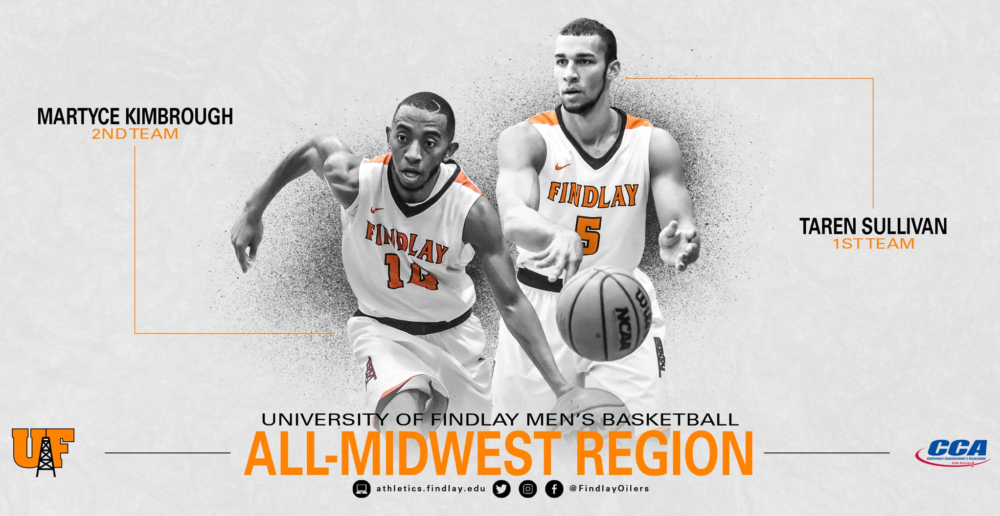 Sullivan Earns 1st Team All-Region | Kimbrough Named 2nd