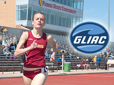 FSU's Muir Earns GLIAC Outdoor Recognition