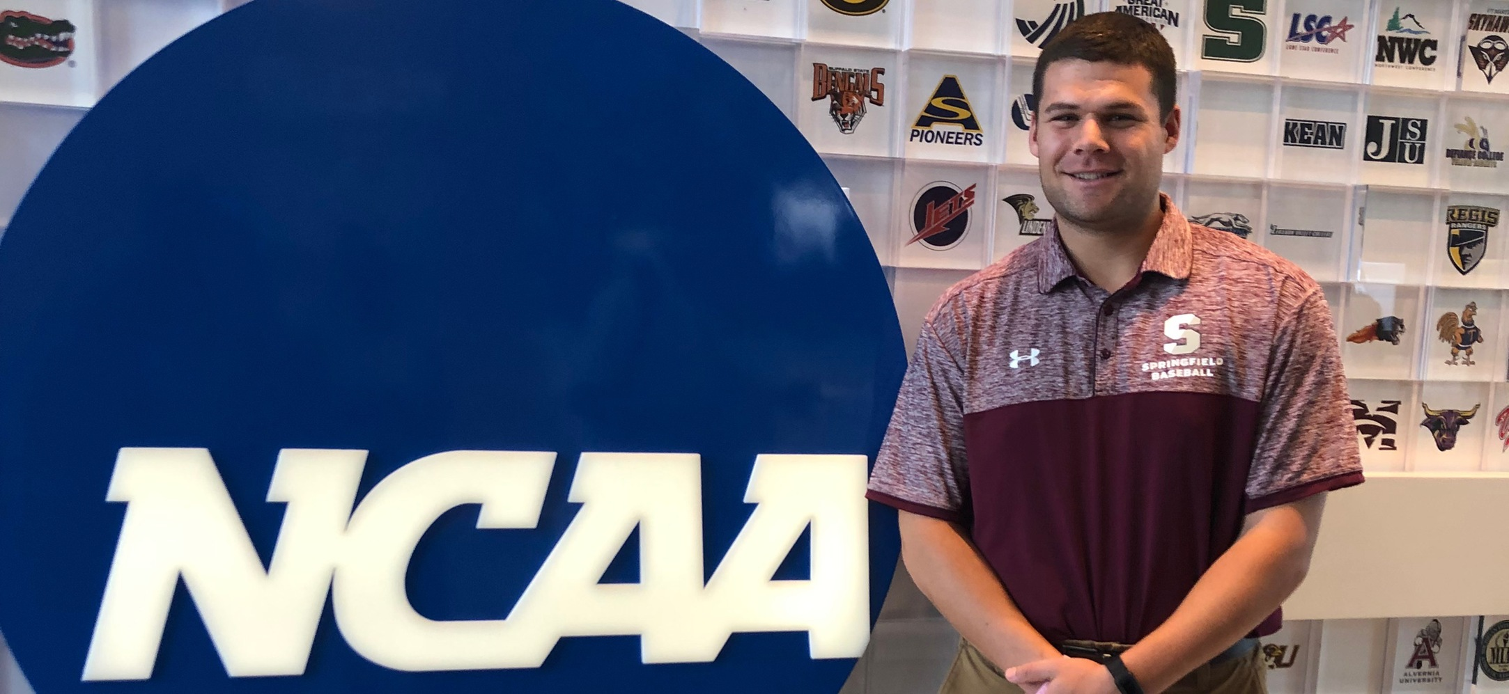 Drabinski Attends NCAA Career in Sports Forum