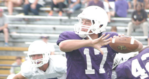 CAMP NOTEBOOK: Final scrimmage caps largely successful Gathering of Eagles