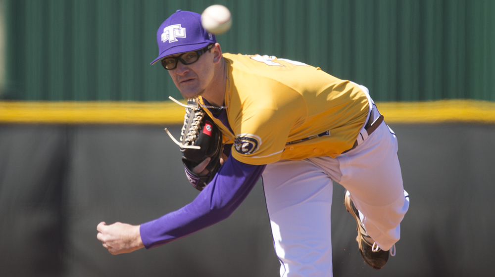 Tech completes midweek series sweep over West Virginia