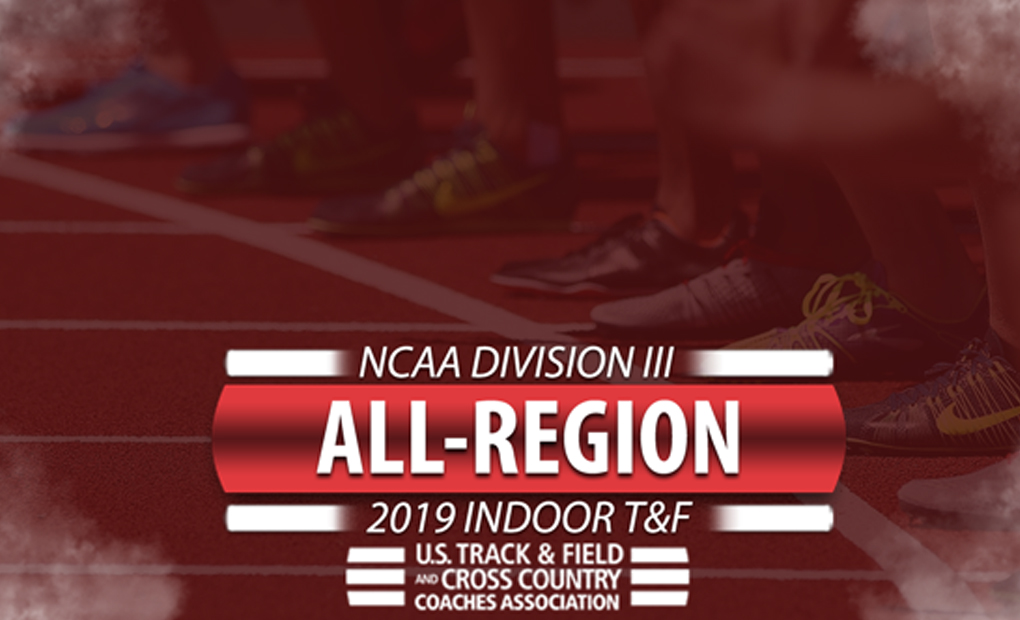 Track & Field Garners 38 USTFCCCA All-Region Selections