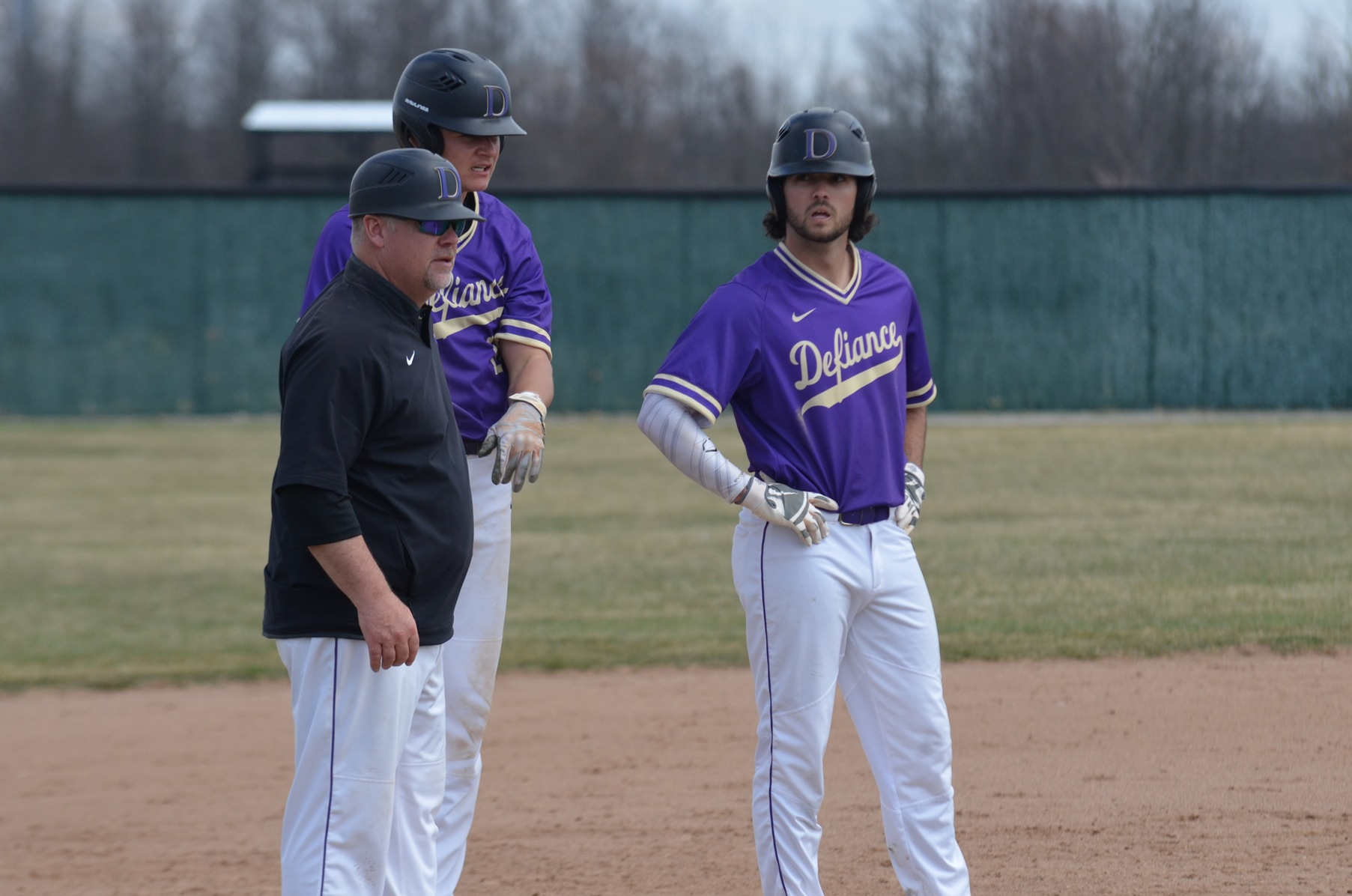 Late Game Pushes not Enough as Baseball Drops HCAC Double