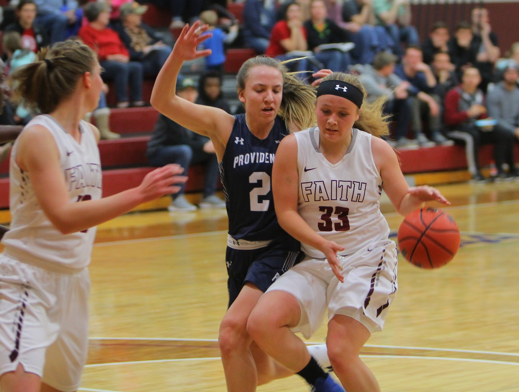 Cold Shooting and Turnovers Doom Lady Eagles in Home Opener