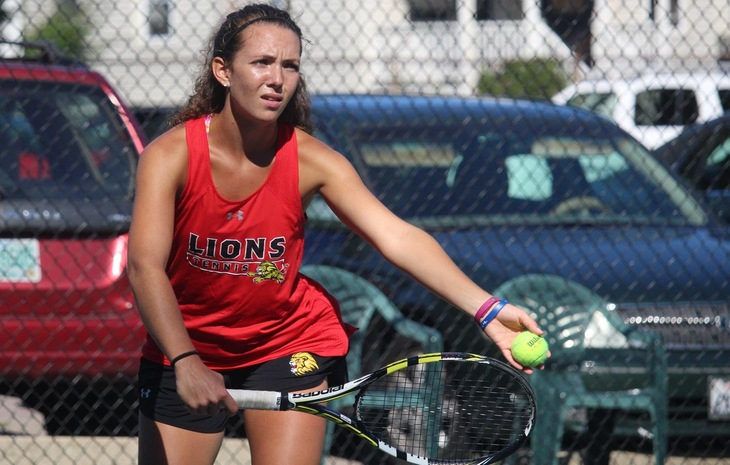 Women's Tennis Defeats Albion, 7-2, in Spring Break Opener
