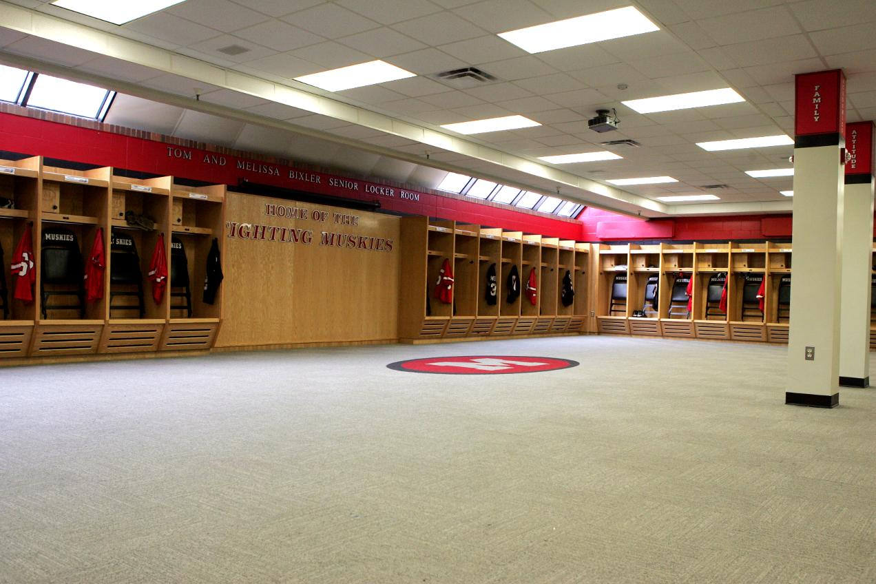 Football Locker Room Design Submited Images