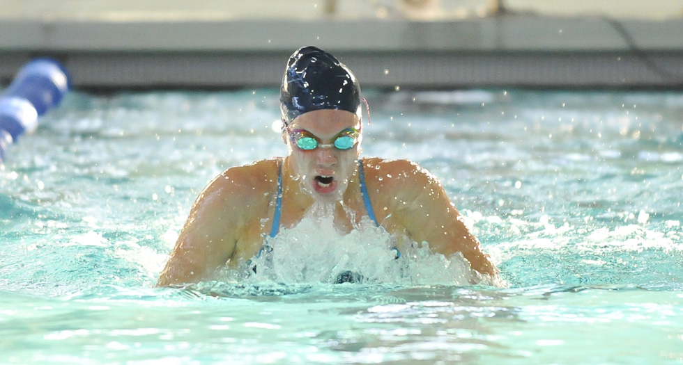 Swimming & Diving Powers Past Western Connecticut State