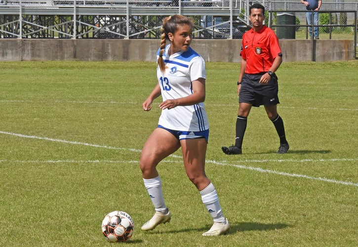 Blinn College Women's Soccer Players Mia Anguiano And Keana Flores Sign With Four-Year Programs