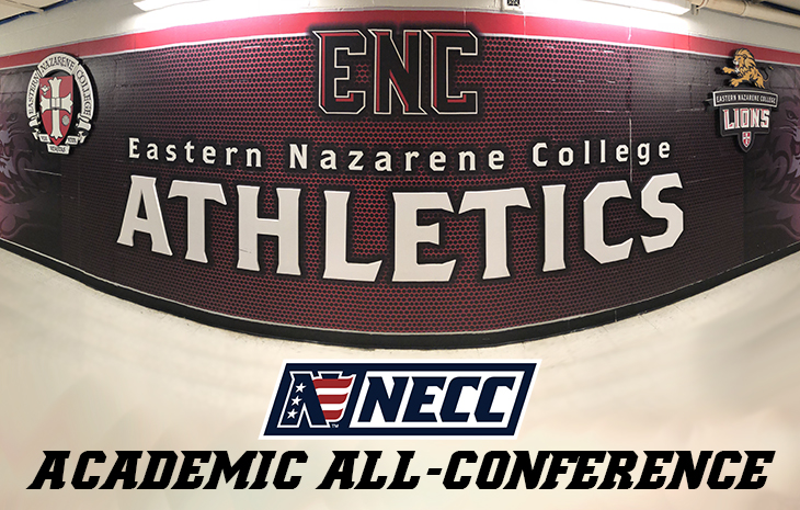 Eastern Nazarene Garners 18 Academic All-NECC Honorees