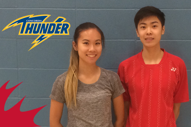 Passion for Badminton renewed at Concordia