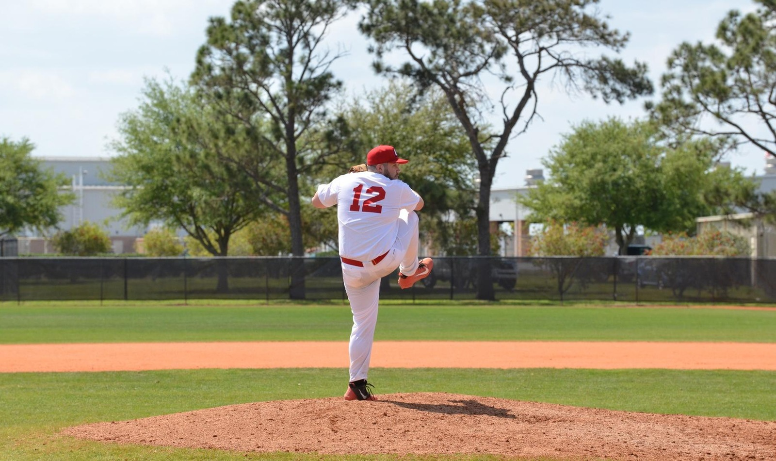 Strong Pitching Earns Spartans Second Conference Victory
