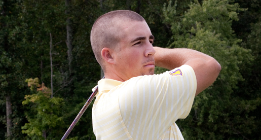 Golden Eagles tie for 11th place at Grub Mart Invitational; Schrock leader
