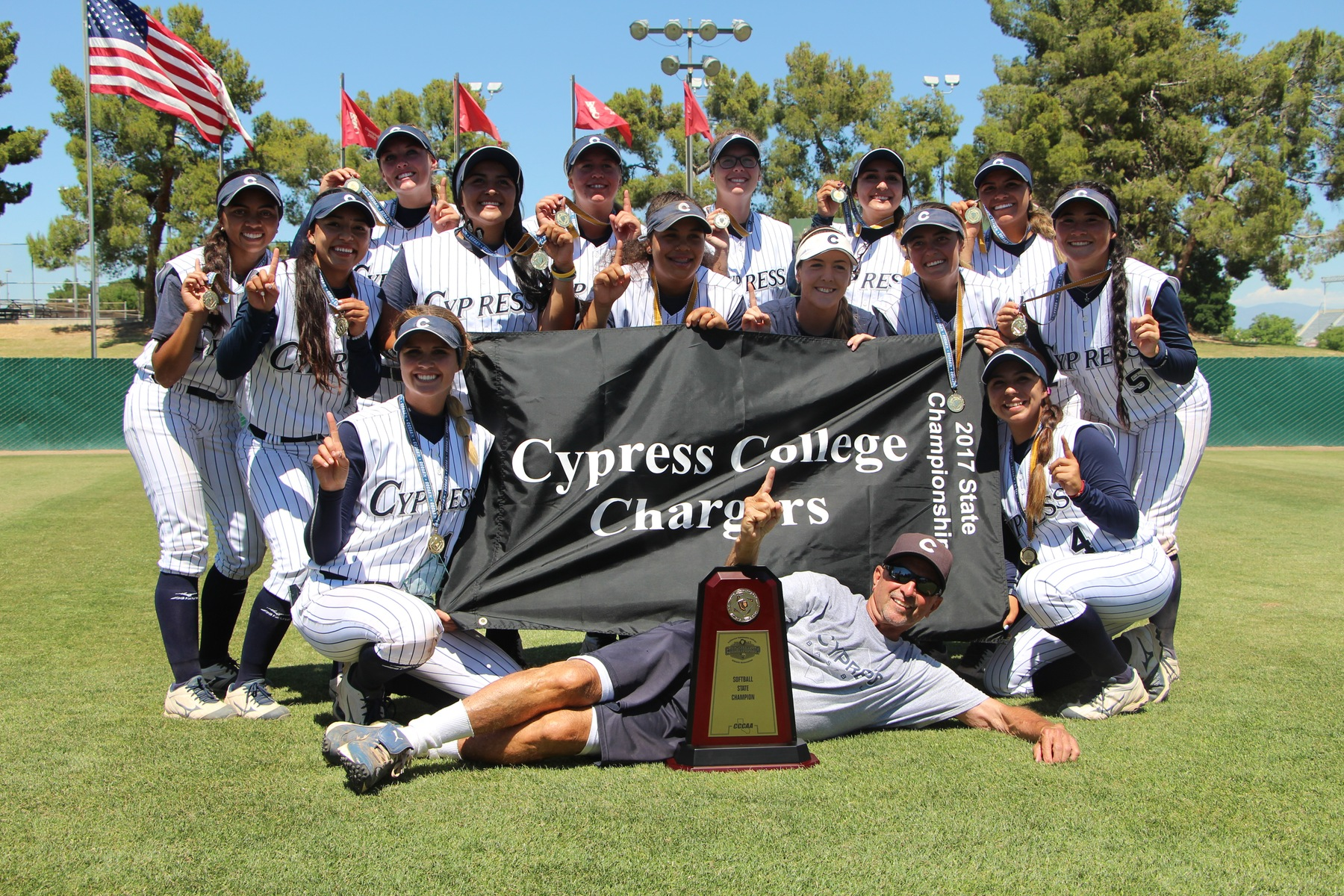 Chargers Knock Off Mt. SAC, 1-0; Become First Ever Undefeated CCCAA State Champions