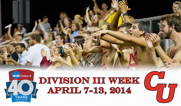 Clark Set To Celebrate Division III Week