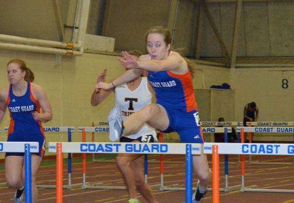 Bishop Places 2nd in Pentathlon at Tufts Invitational