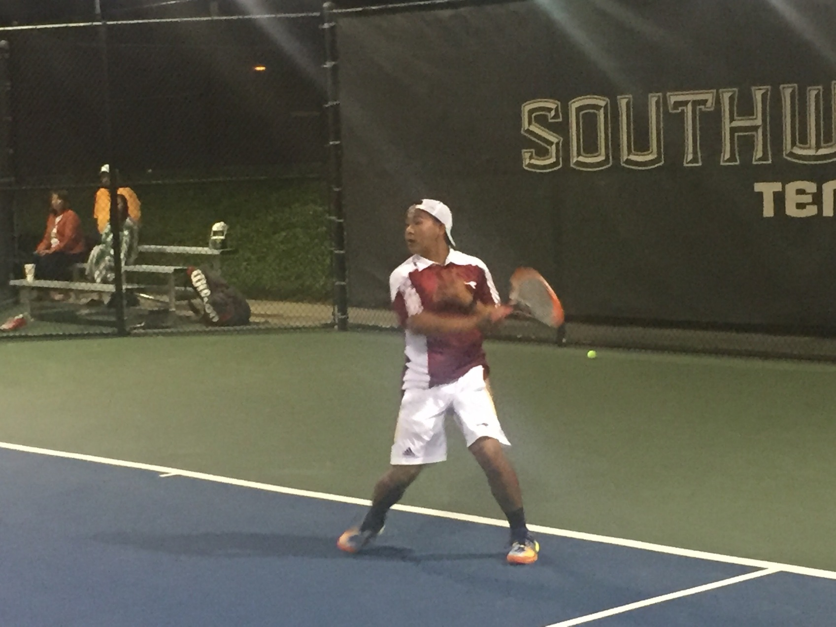 Kangaroo Tennis Defeated 8-1 By #34 Southwestern Men