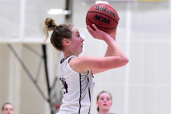 Women's Basketball Defeated by Penn State Altoona