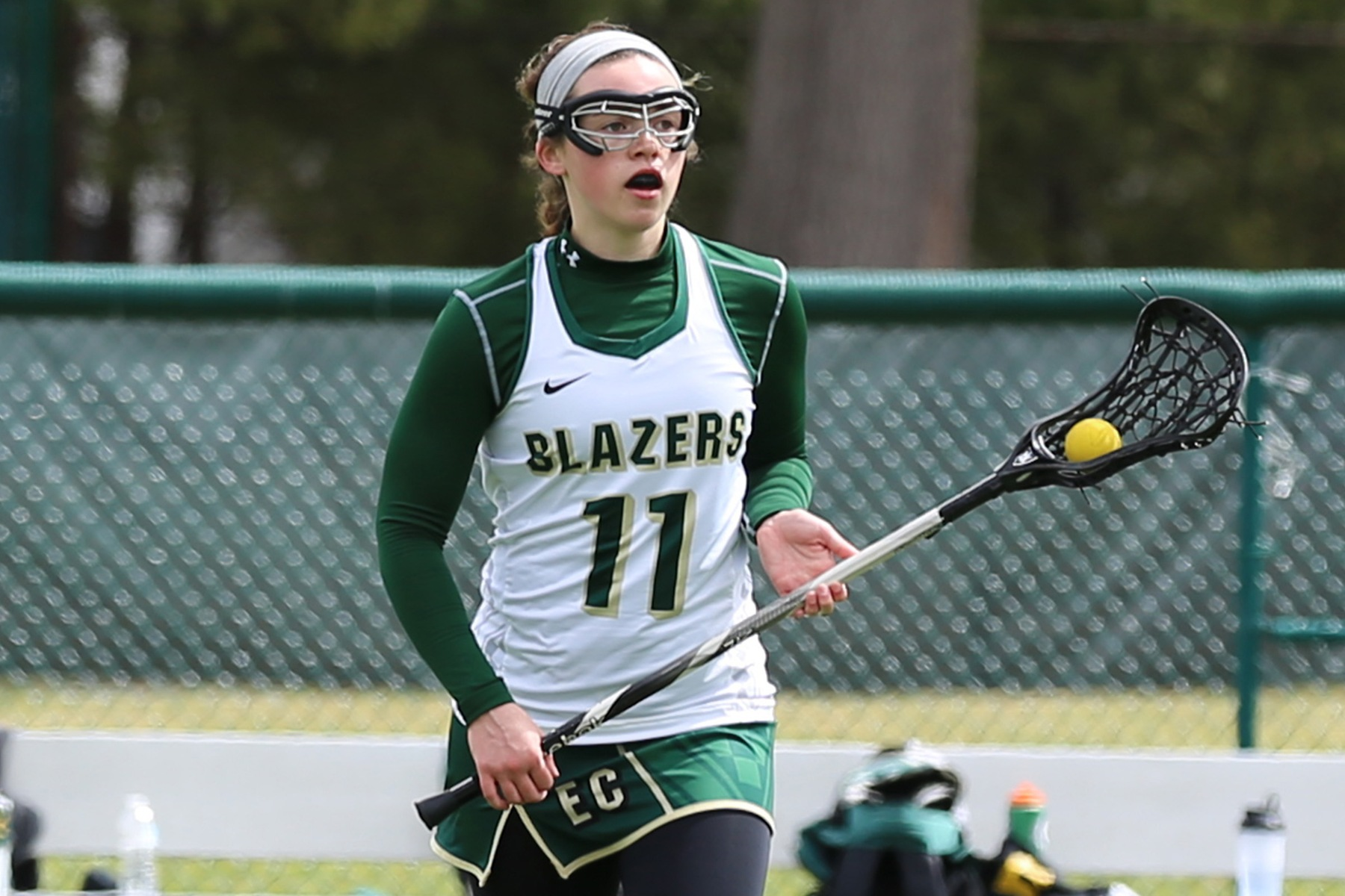 Richard Scores 100th Goal As Blazers Knock Off SVC On The Road
