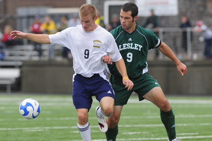 McCord, Fischer Earn Spots On 2010 MASCAC Men's Soccer All-Conference Team