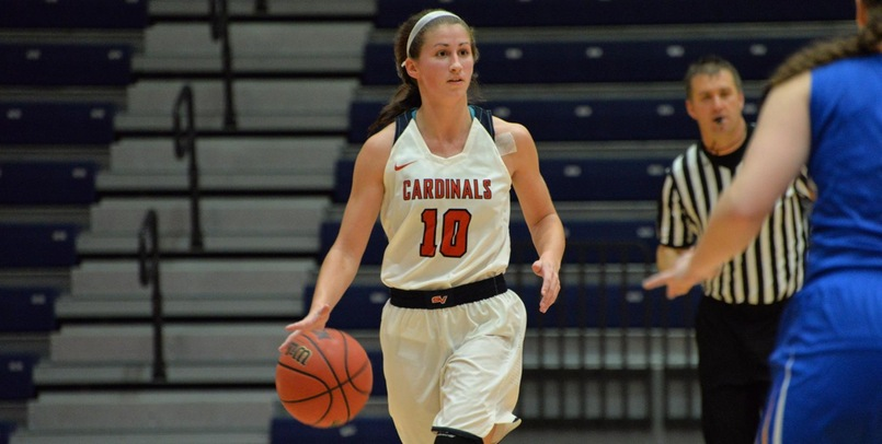 SVSU Women's Basketball Falls to Wayne State in Final Home Game, 60-52