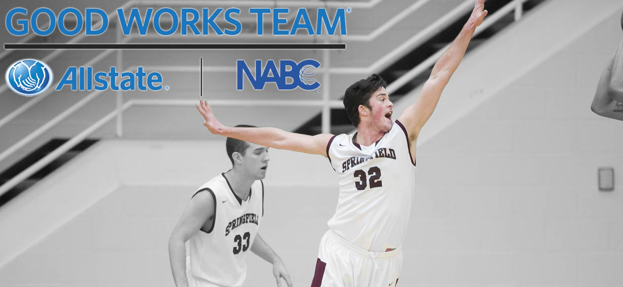 Eckles Announced As Nominee For Allstate NABC Good Works Team®