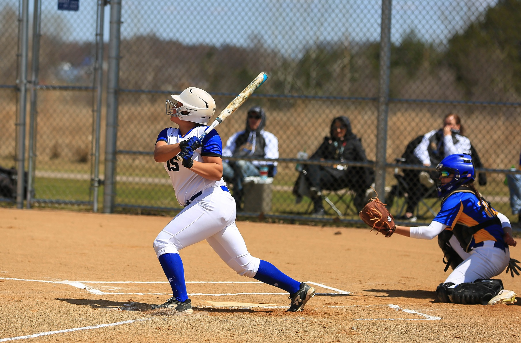 Softball Sweeps Gogebic in four game series