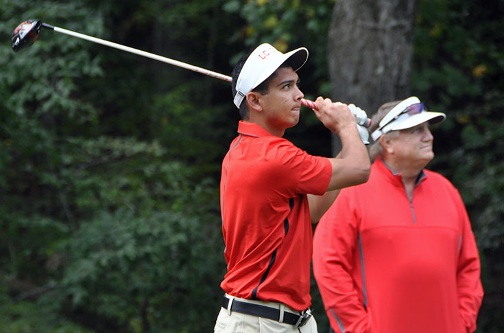 Golf: Panthers 10th after first round of Jekyll Island Collegiate Invitational
