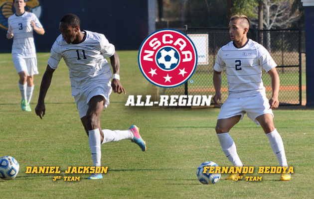 Cobras Earn NSCAA All-Southeast Region Honors
