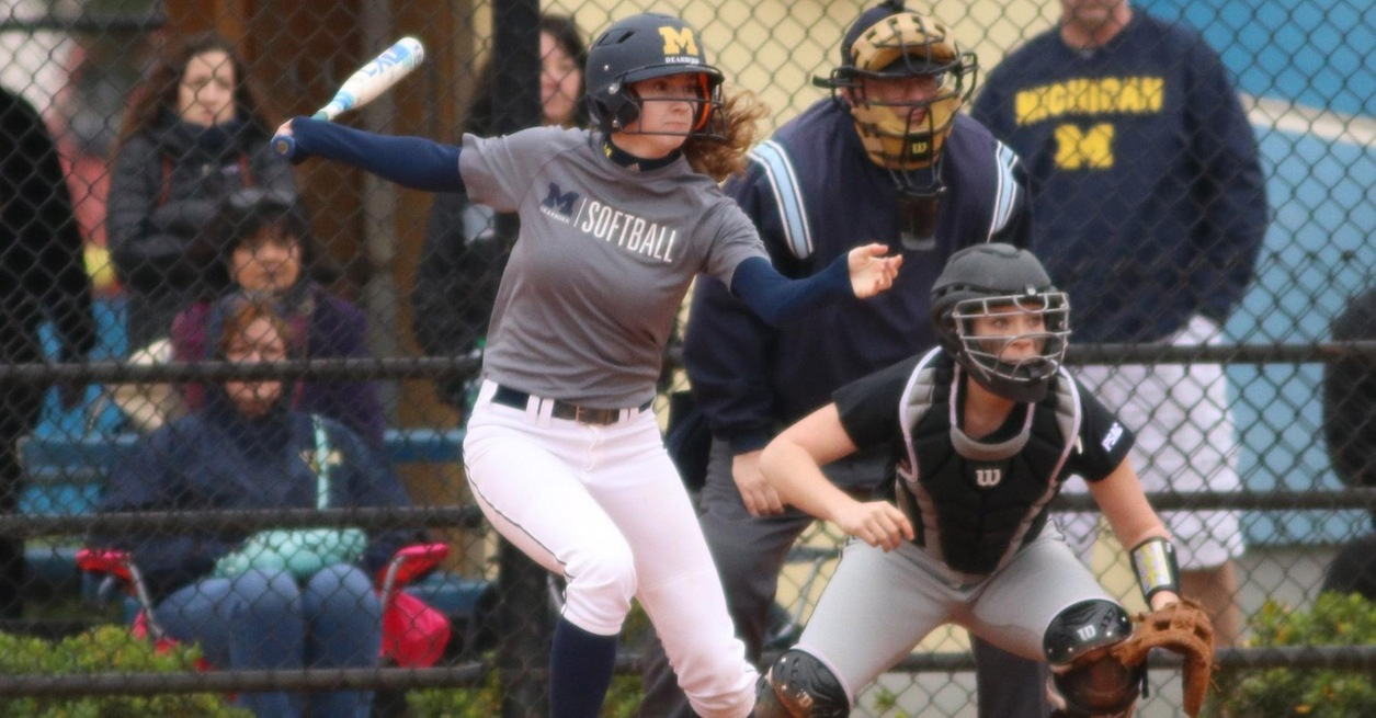 Wolverines sweep WHAC opening doubleheader