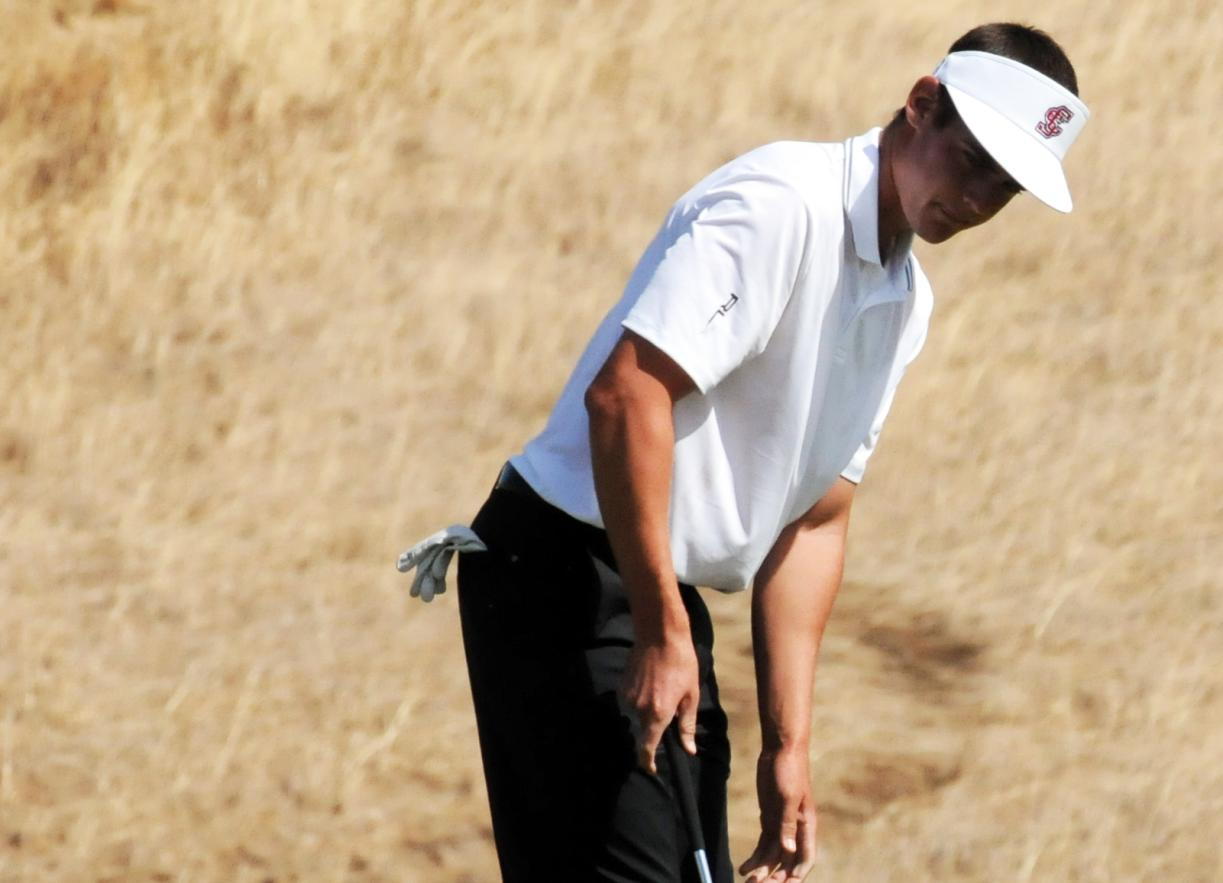 Rick Lamb Finishes 13th at NCAA Regionals in San Diego