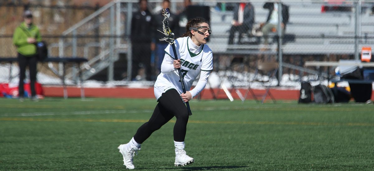 Three Gators score three each  in women's lacrosse loss to Elmira