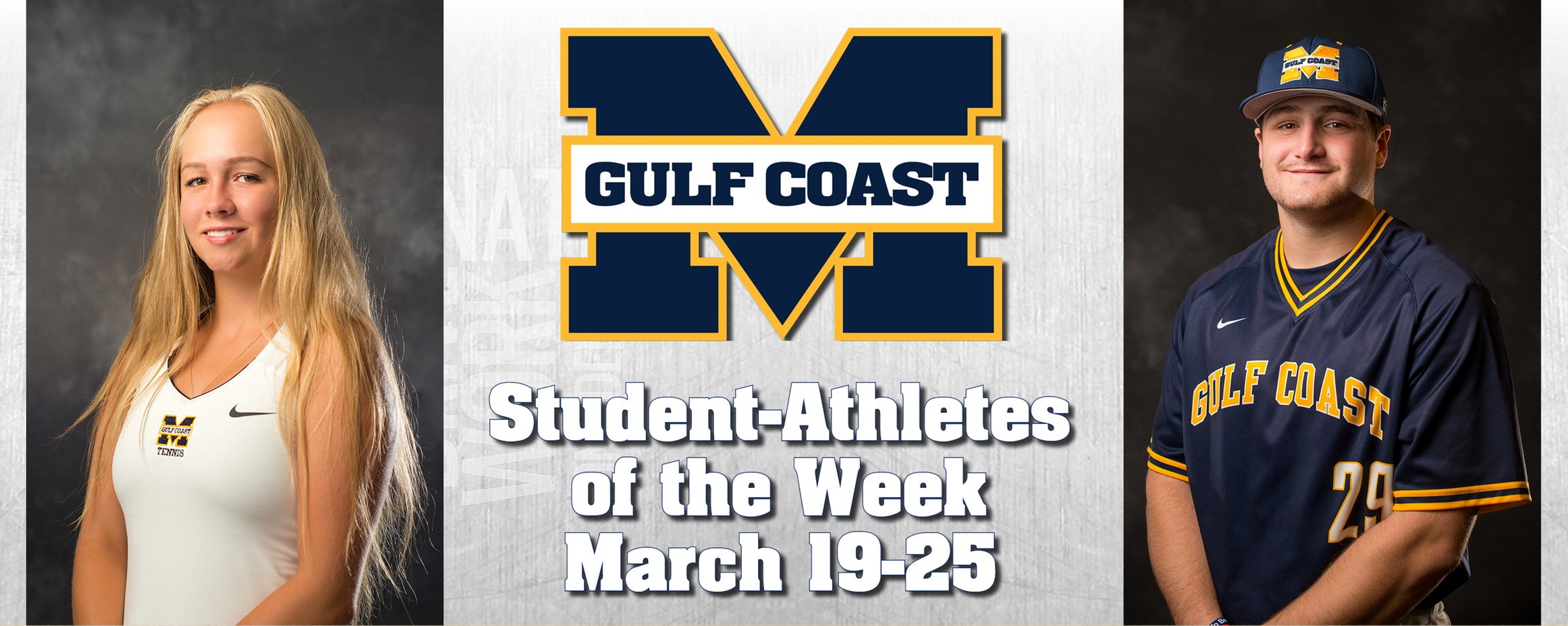 Lopareva, Davis named MGCCC Student-Athletes of the Week