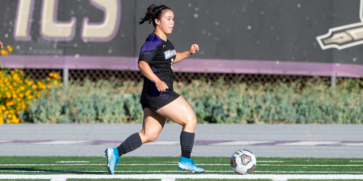 Poets open SCIAC with 1-1 draw with Chapman