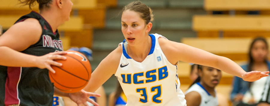 Gauchos to Play Postseason Basketball at San Diego State in First Round of WNIT