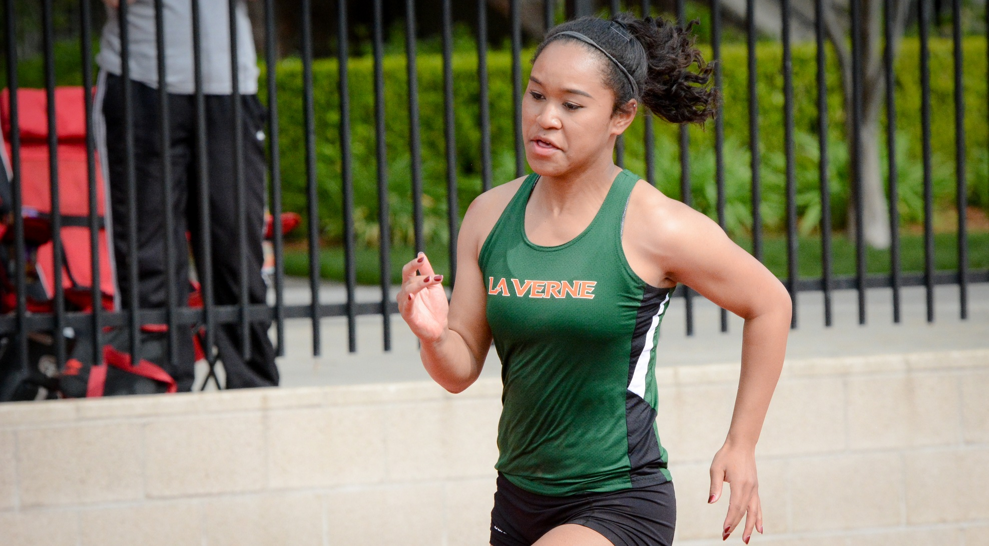Women's Track & Field competes at PLNU Invitational