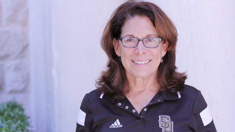 Larrieu Smith steps down as Head Cross Country and Track & Field Coach
